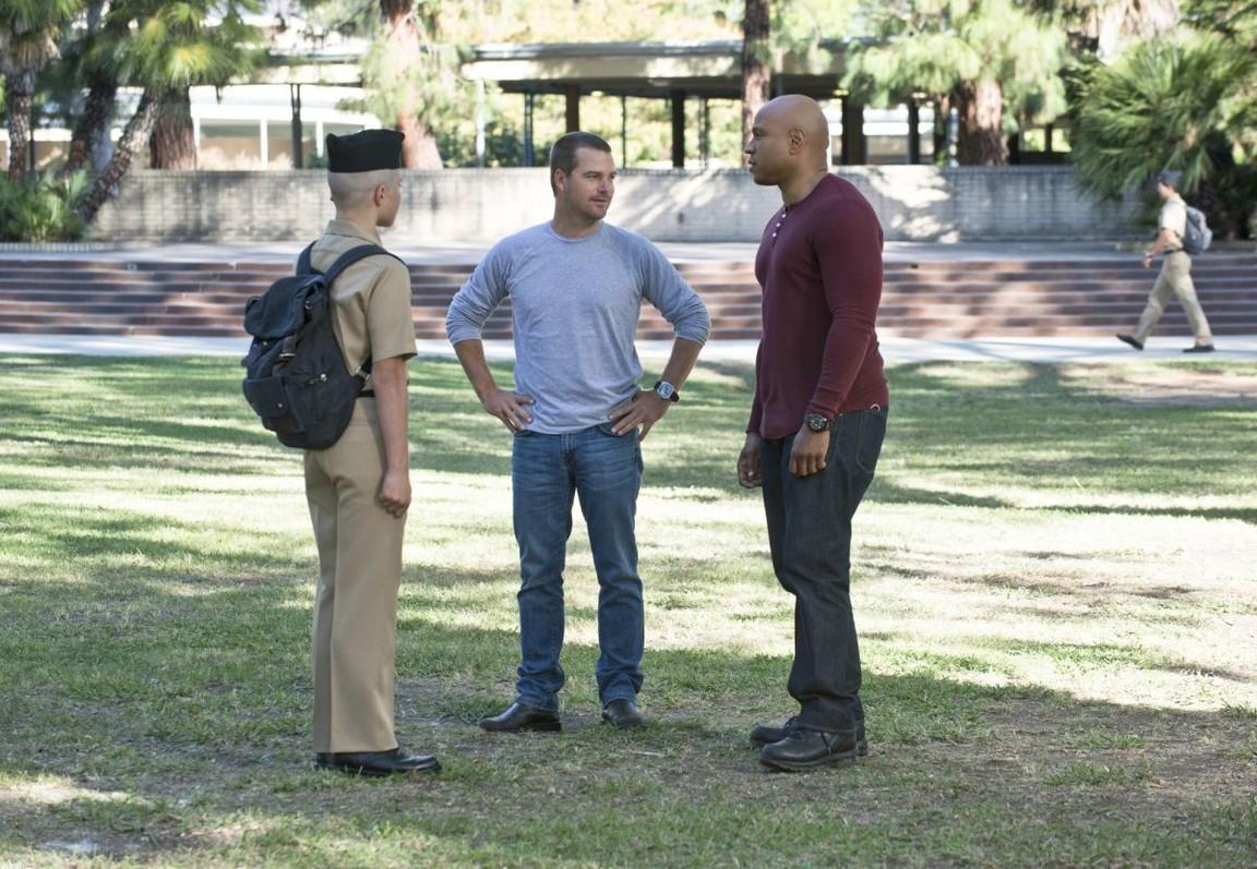 NCIS Los Angeles - Season 6 Episode 10: Reign Fall