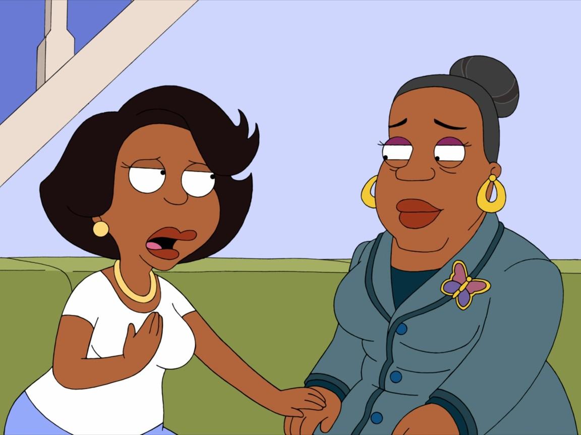 The Cleveland Show Season 3 Episode 21: Mama Drama