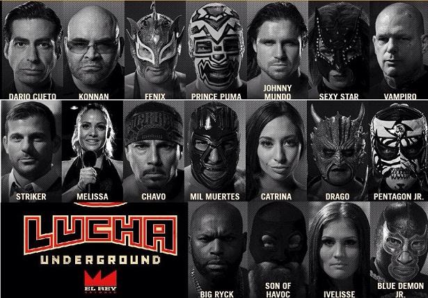 Lucha Underground- Season 3