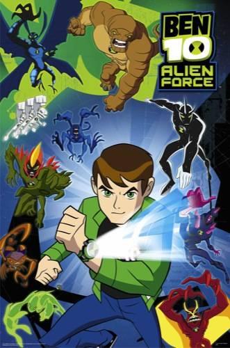 Ben 10 Alien Force - Season 1 Episode 2 Watch in HD - Fusion