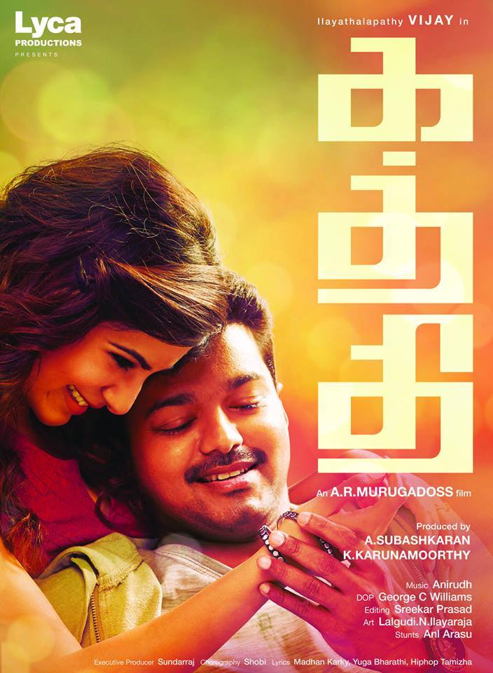 Kaththi (2020) Dual Audio [Hindi+Telugu] UNCUT 720p HD-Rip x265 AAC 700MB