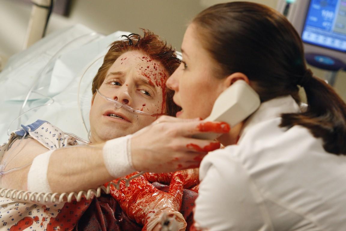 Greys Anatomy - Season 4 Episode 10: Crash Into Me (Part 2)