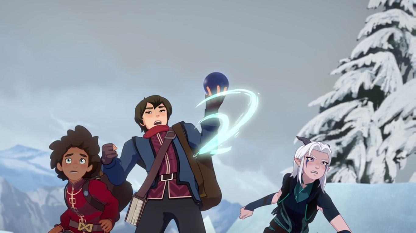 The Dragon Prince - Season 2