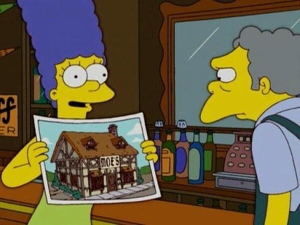 The Simpsons - Season 16 Episode 07: Mommie Beerest