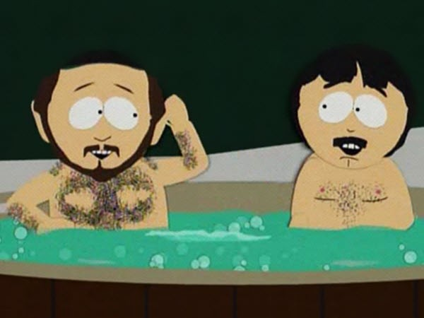 South Park - Season 3 Episode 08: Two Guys Naked in a Hot Tub (2) (a.k.a. Melvins)
