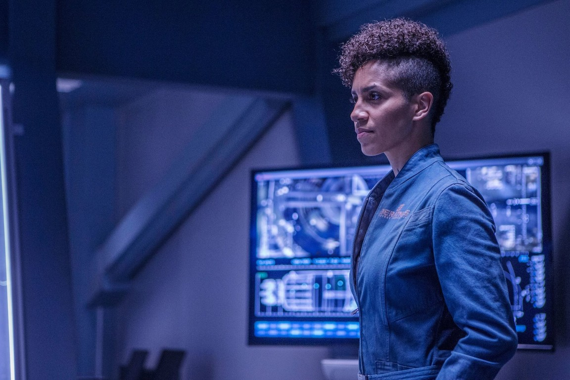 The Expanse - Season 2 Episode 04: Godspeed
