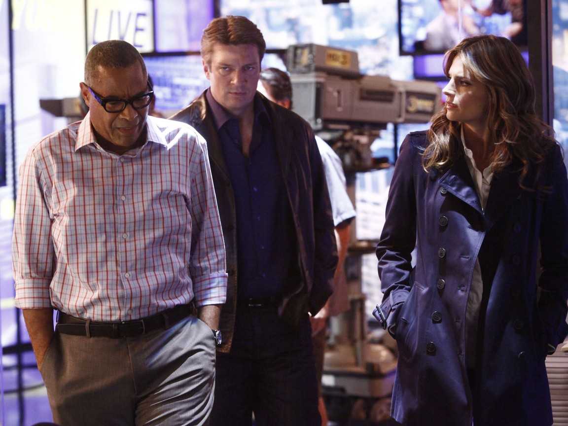 Castle - Season 5 Episode 02: Cloudy with a Chance of Murder