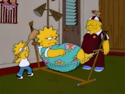 The Simpsons - Season 9 Episode 17: Lisa the Simpson