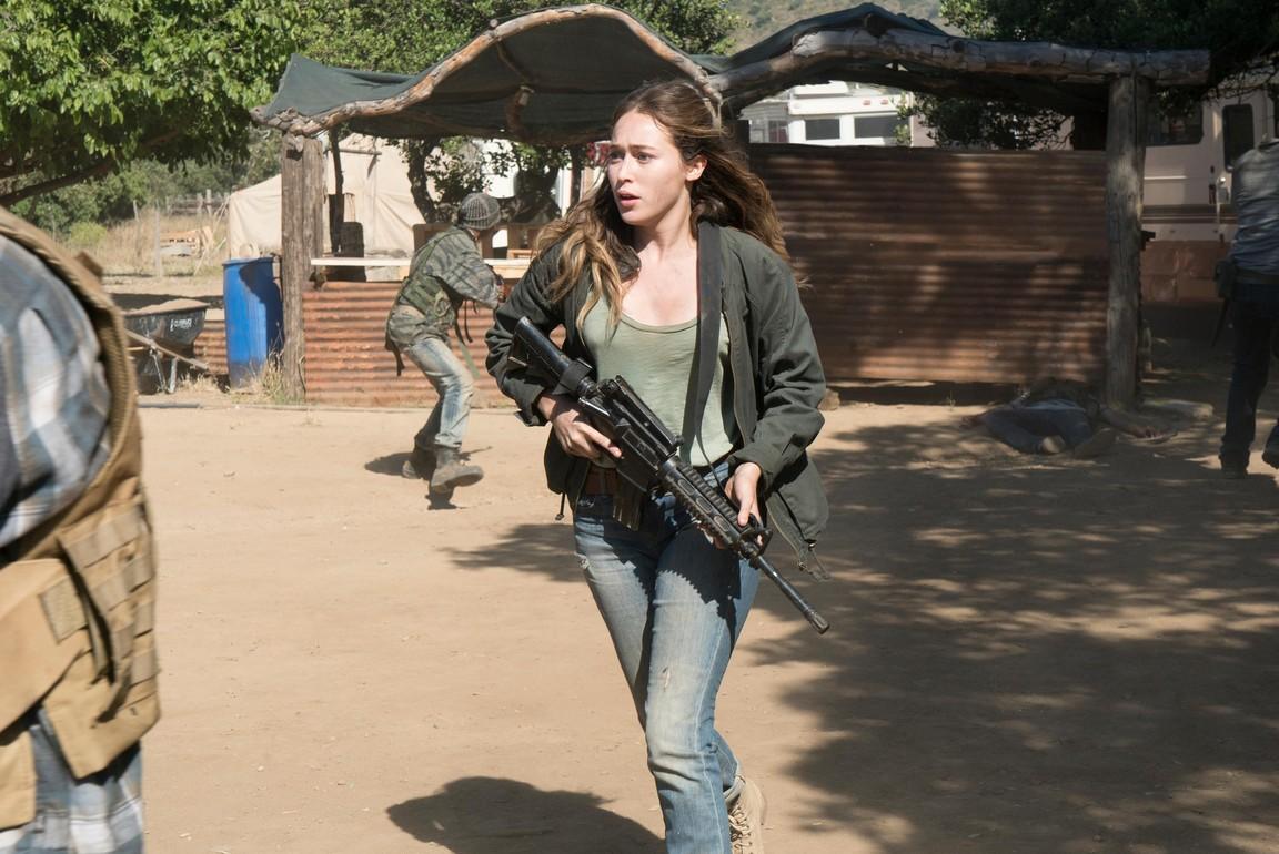 Fear the Walking Dead- Season 3 Episode 12: Brother's Keeper