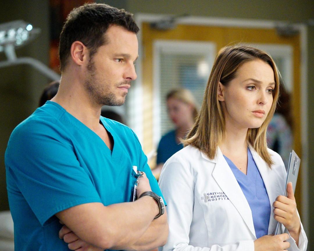 Greys Anatomy - Season 13 Episode 06: Roar