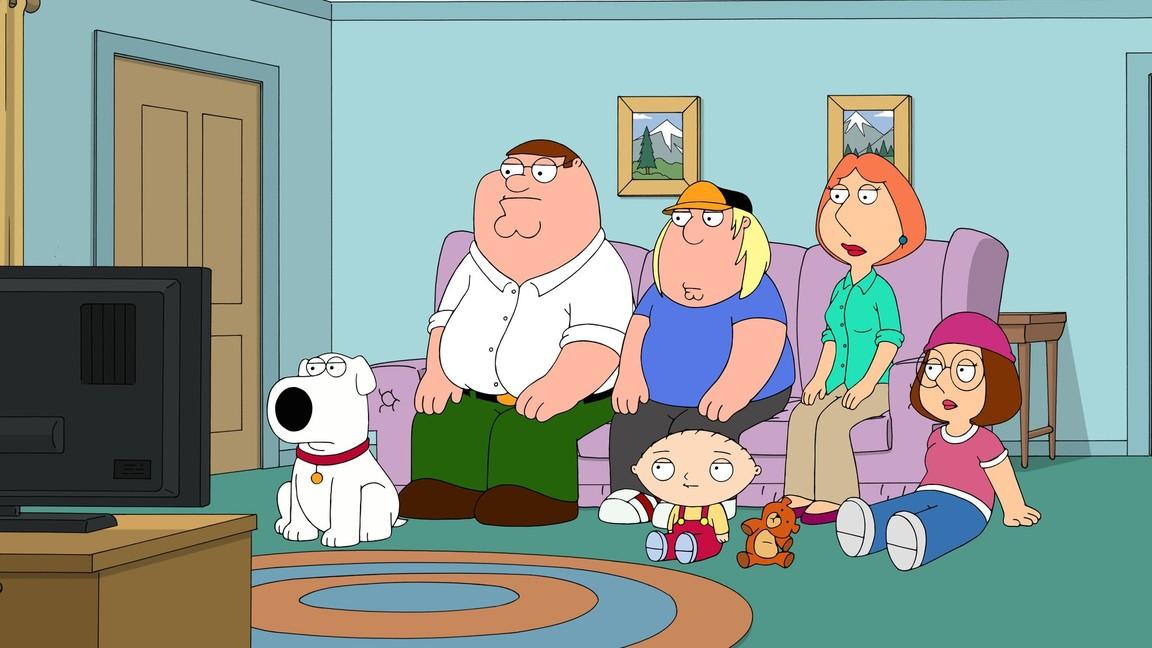 Family Guy - Season 15 Episode 05: Chris Has Got a Date, Date, Date, Date, Date