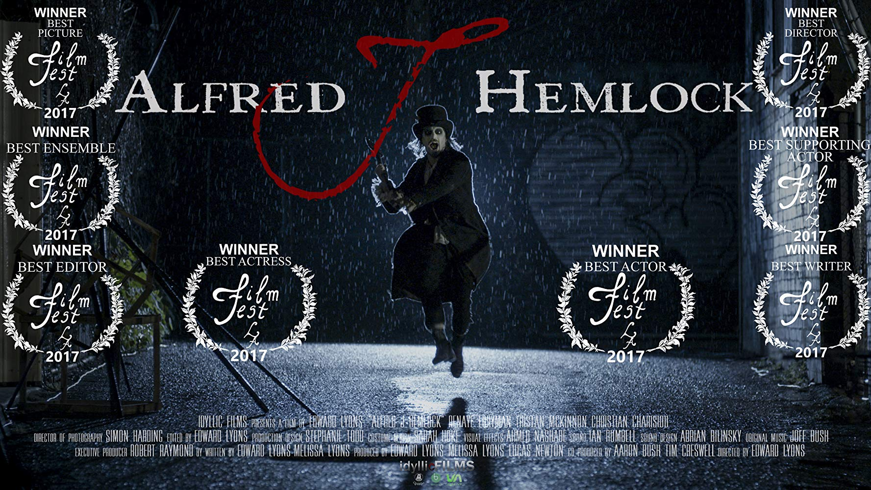 Alfred J Hemlock