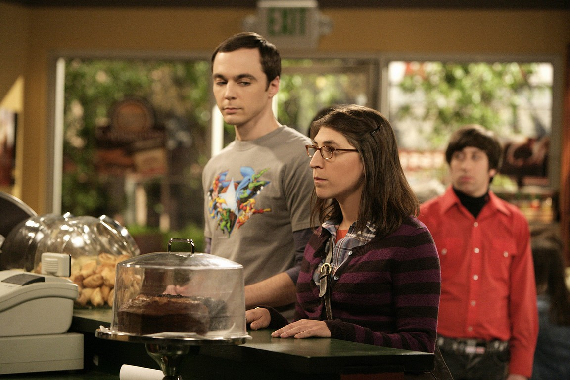 The Big Bang Theory - Season 3