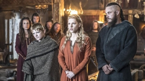Vikings - Season 2 Episode 01: Brother's War