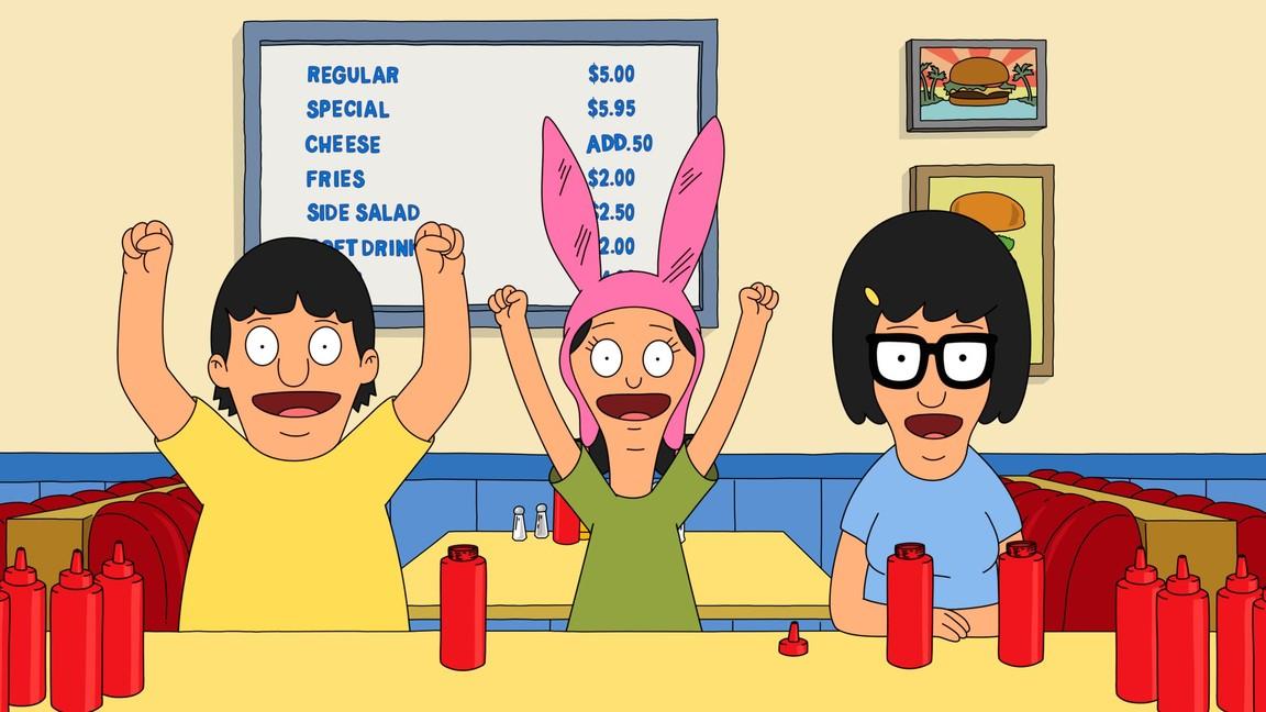 Bob's Burgers - Season 6 Episode 13: Wag the Hog