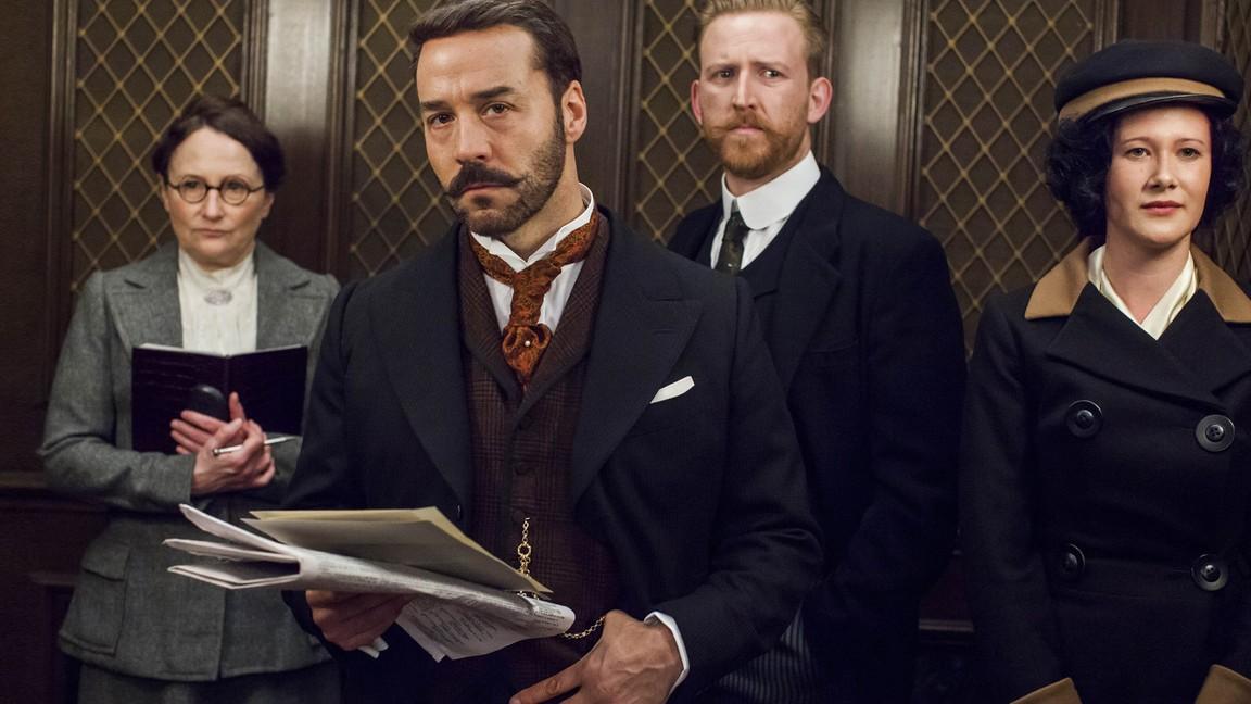 Mr Selfridge - Season 2 Episode 01