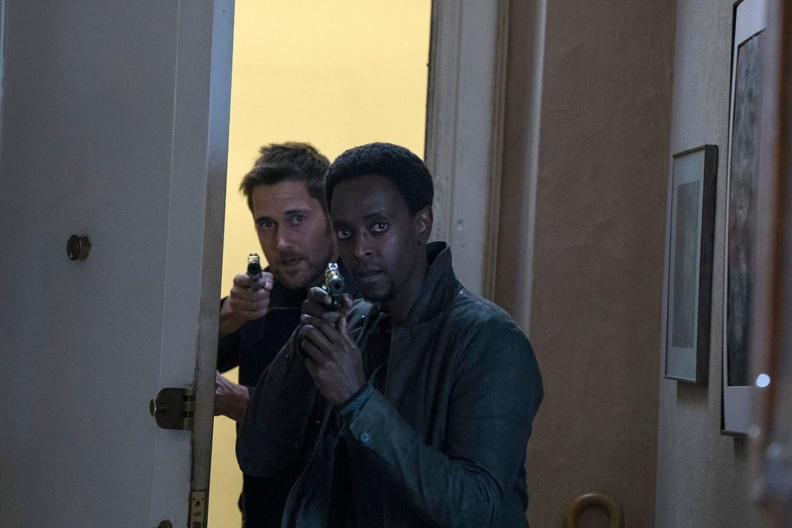 The Blacklist: Redemption - Season 1 Episode 04: Operation Davenport