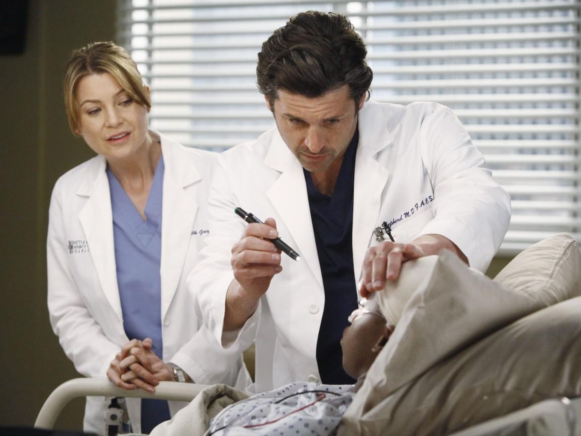 Greys Anatomy - Season 8 Episode 17: One Step Too Far