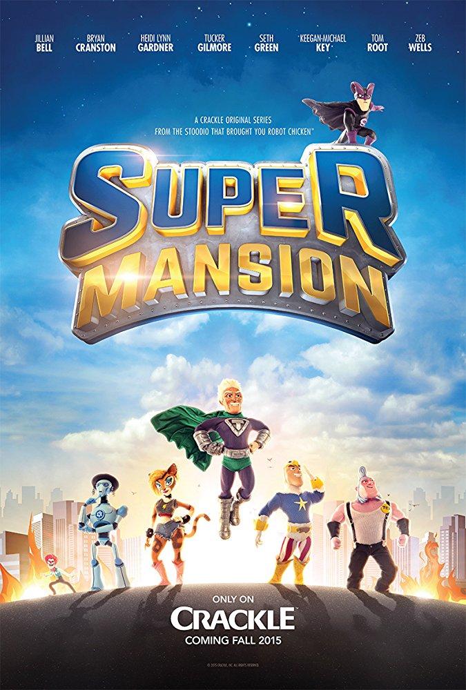 SuperMansion - Season 3