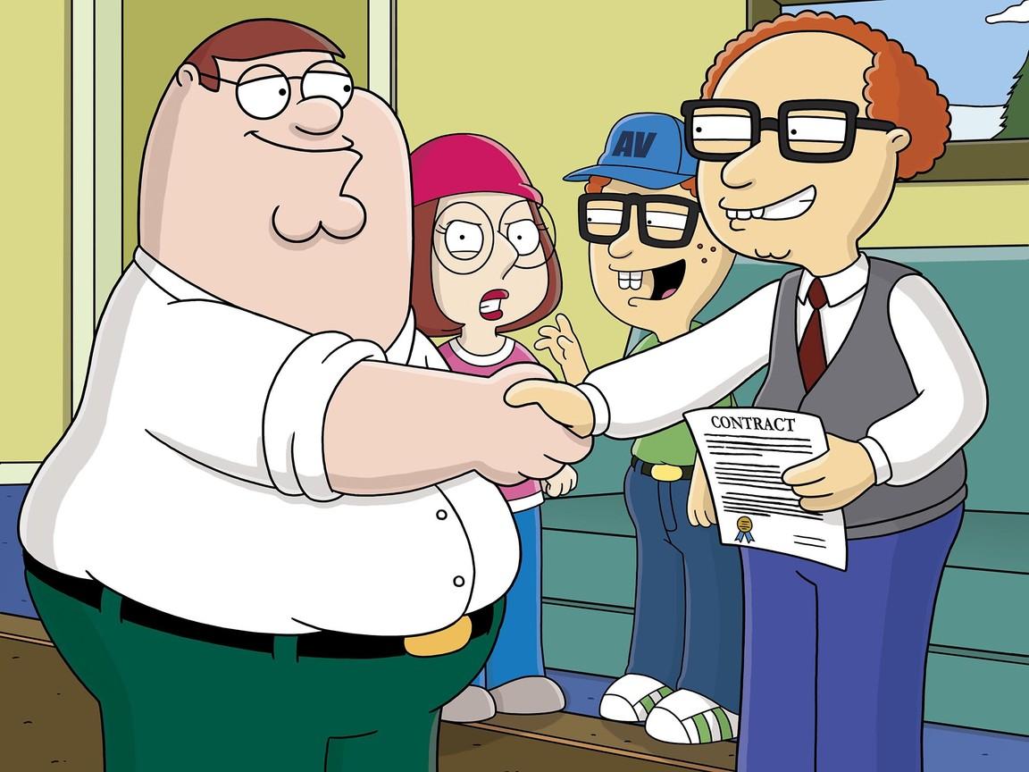 Family Guy - Season 6 Episode 7: Peter's Daughter