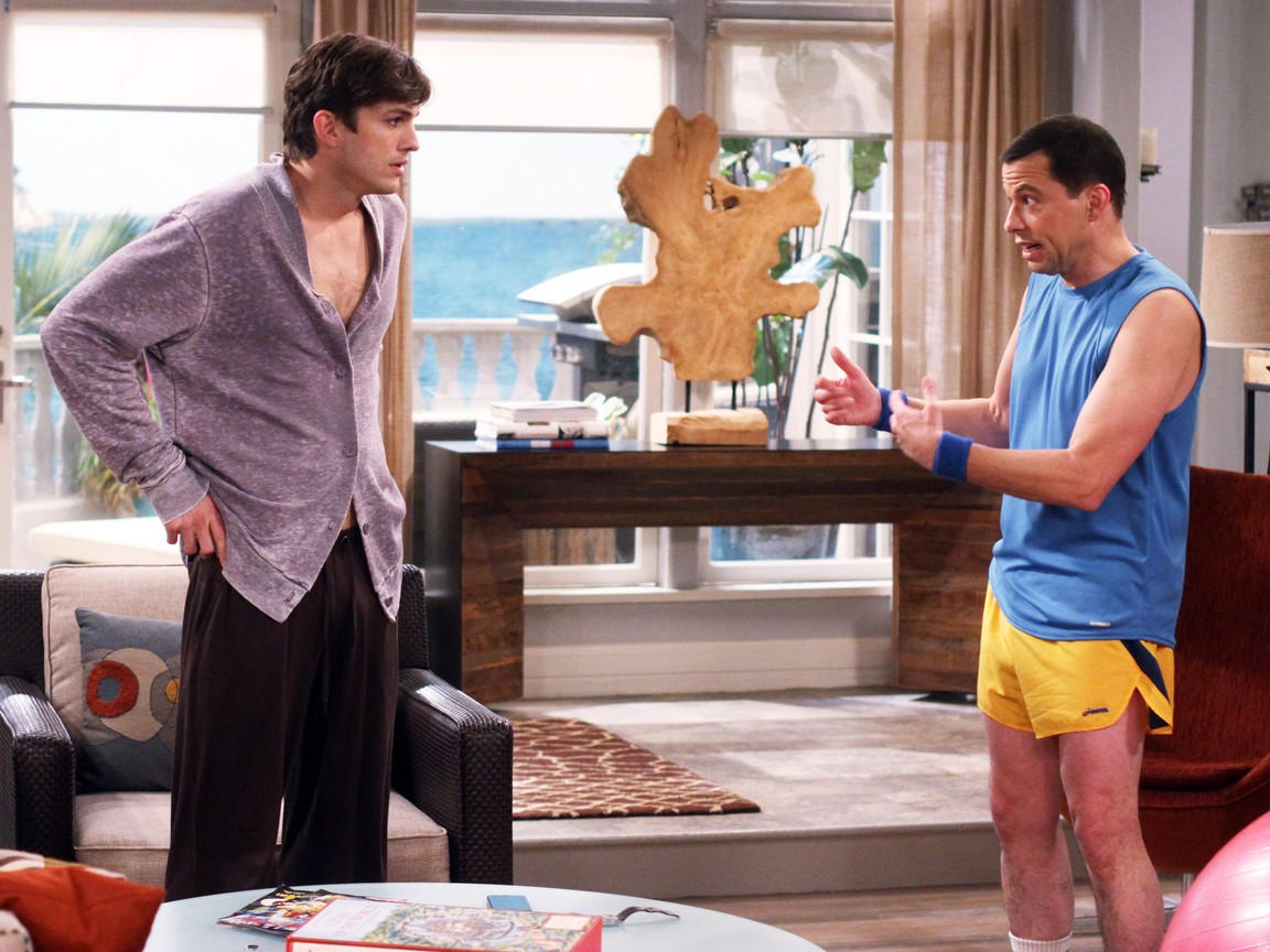Two and a Half Men - Season 9 Episode 21: Mr. Hose Says 'Yes'