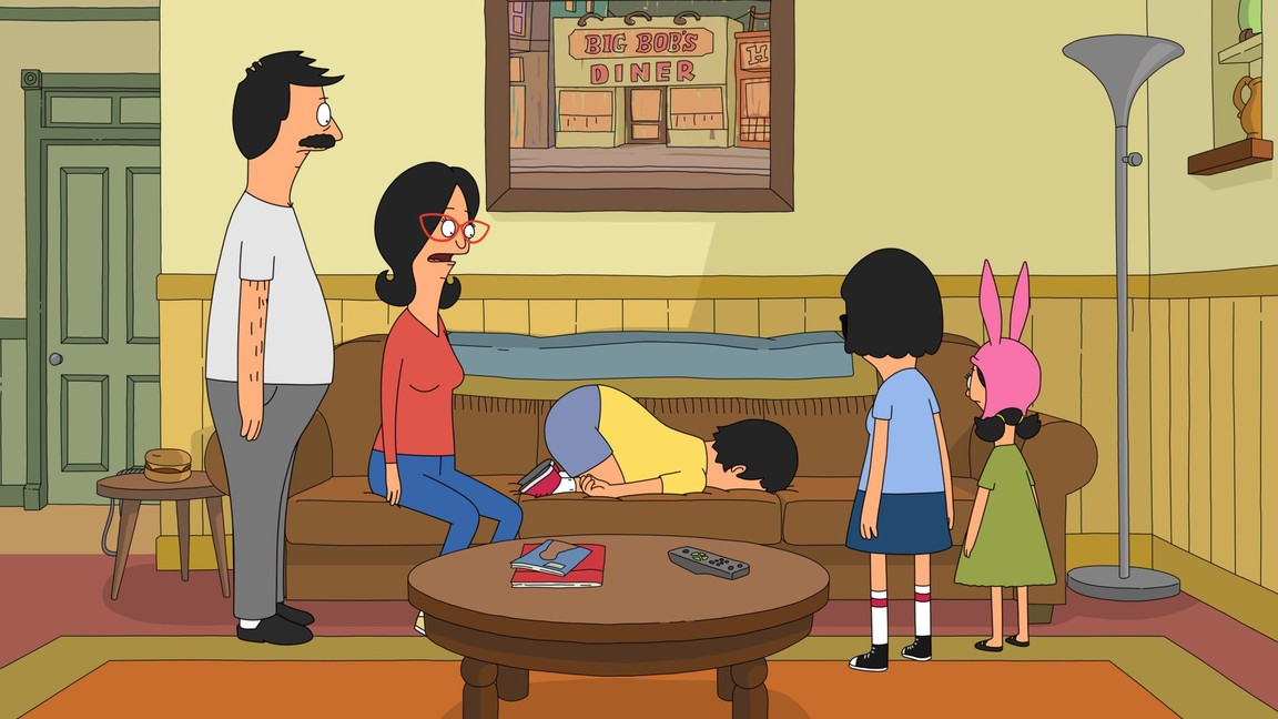 Bob's Burgers - Season 7 Episode 12: Like Gene for Chocolate