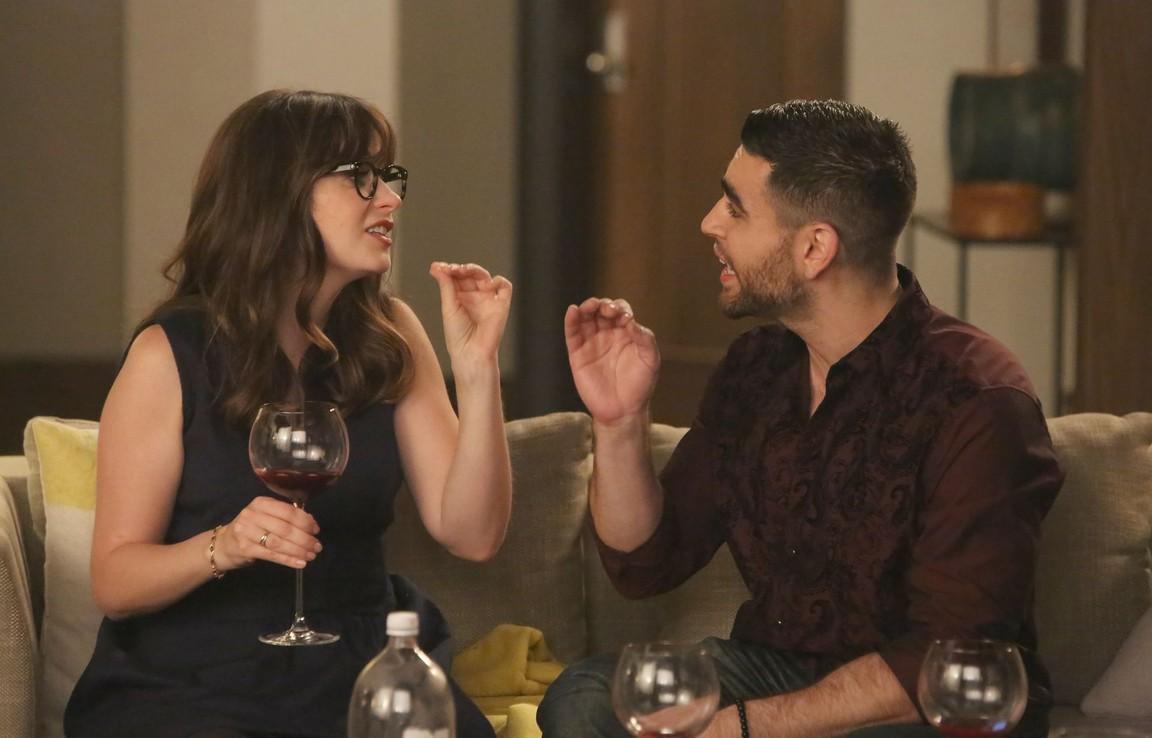 New Girl - Season 6 Episode 09: Es Good