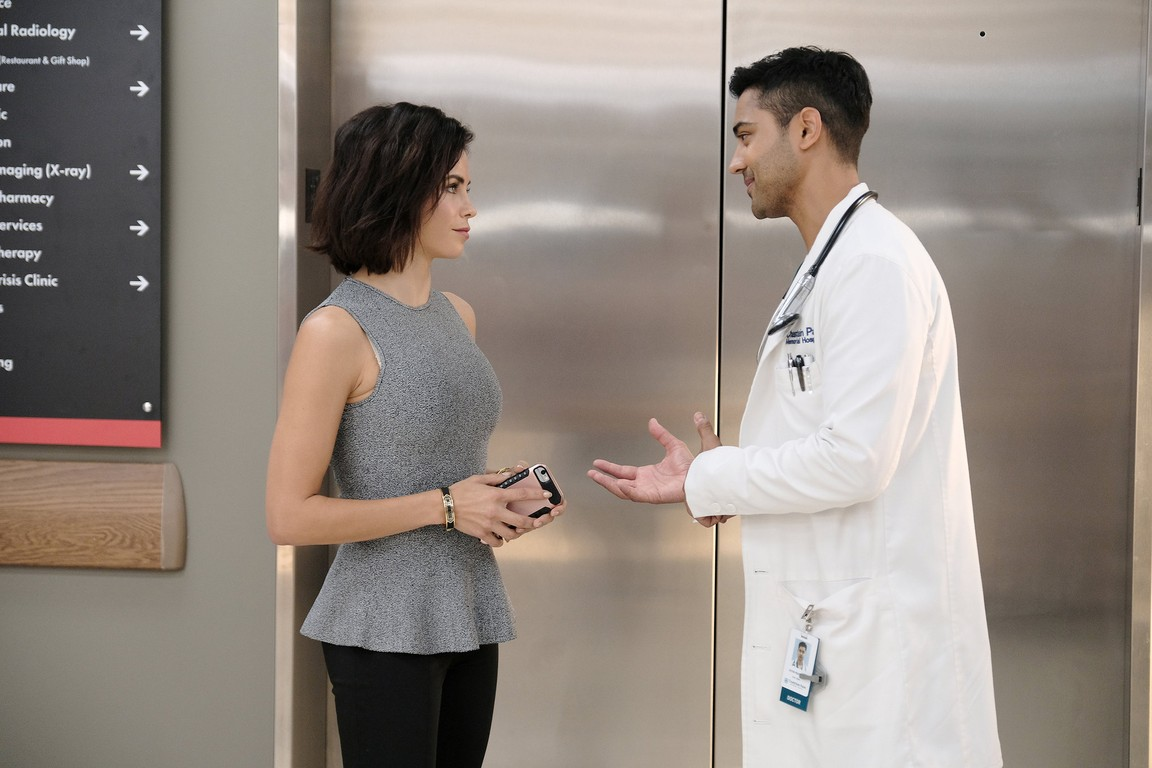 The Resident - Season 2 Episode 05: The Germ