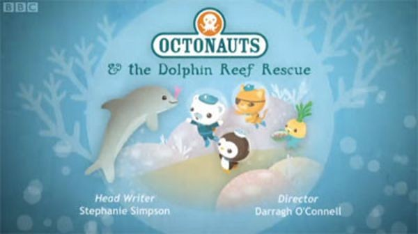 The Octonauts - Season 1 Episode 41: The Dolphin Reef Rescue