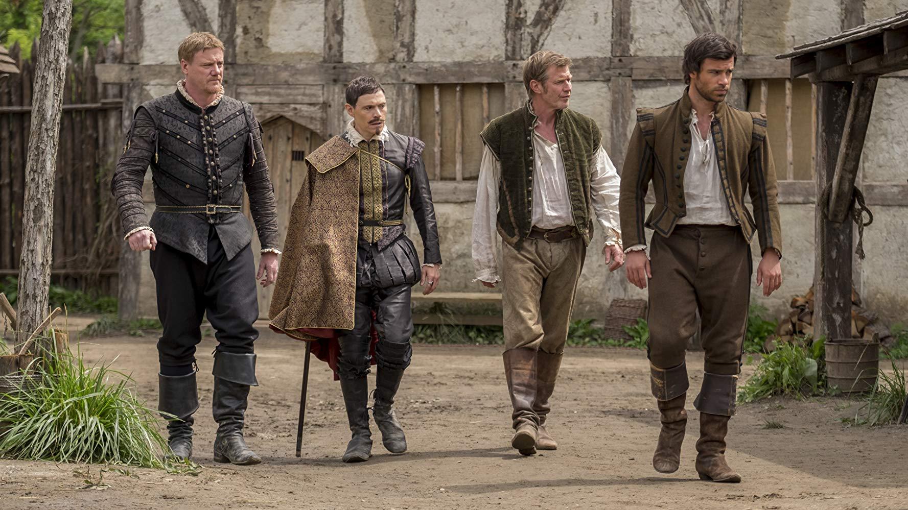 Jamestown - Season 3 Watch in HD - Fusion Movies!