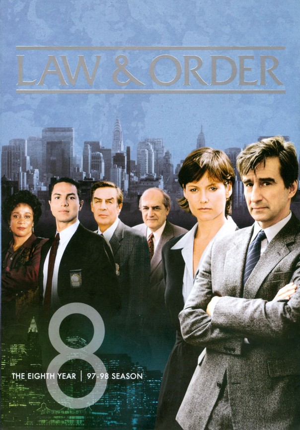 Law and Order - Season 8 Episode 05: Nullification