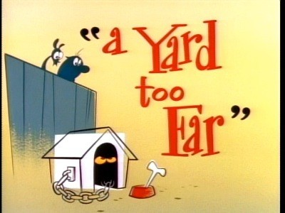 The Ren & Stimpy Show - Season 3 Episode 02: A Yard Too Far