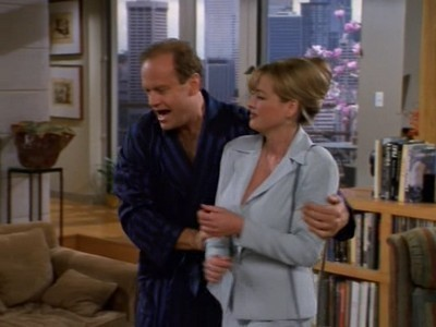 Frasier - Season 6 Episode 21: When a Man Loves Two Women
