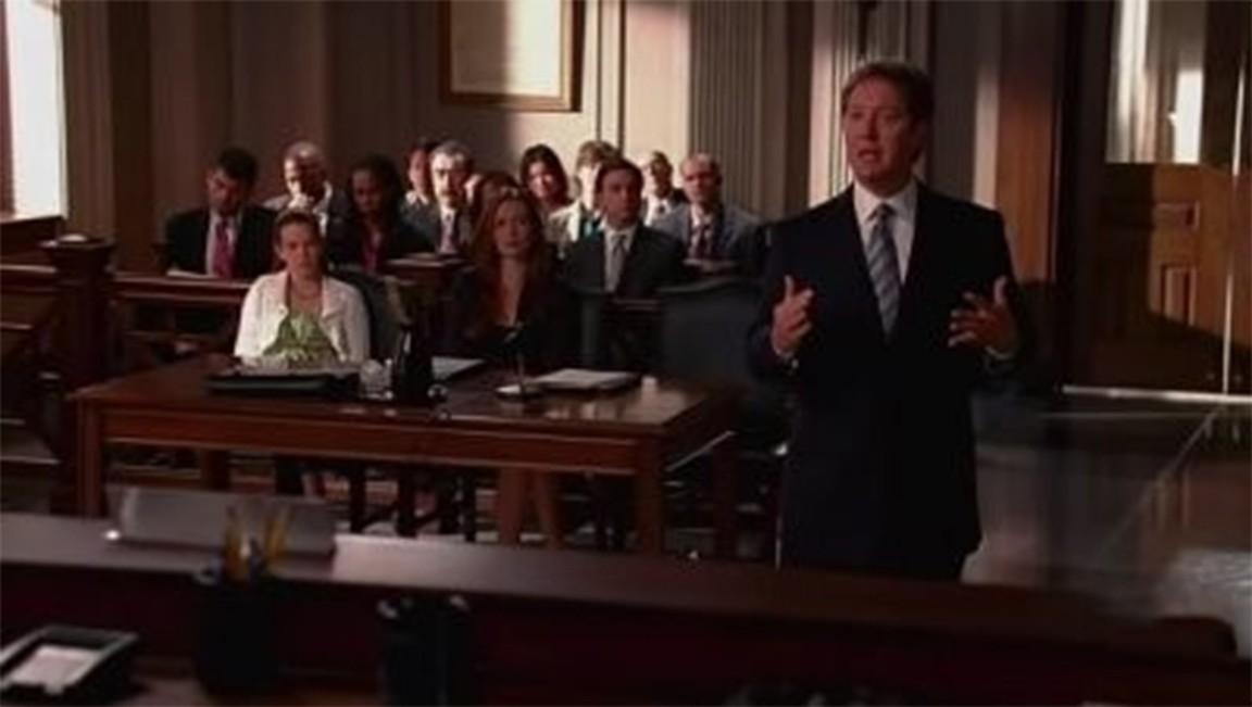 Boston Legal - Season 4 Episode 03: The Chicken And The Leg