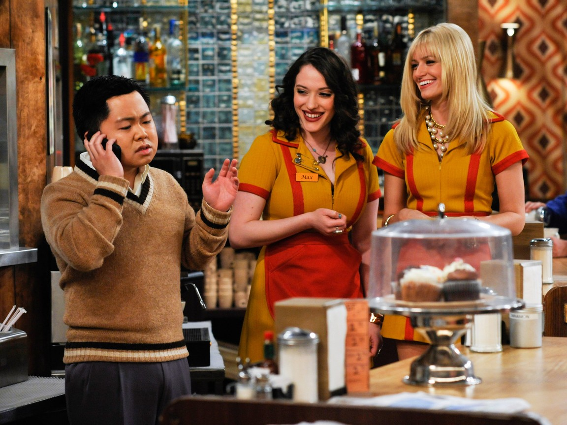 2 Broke Girls - Season 1