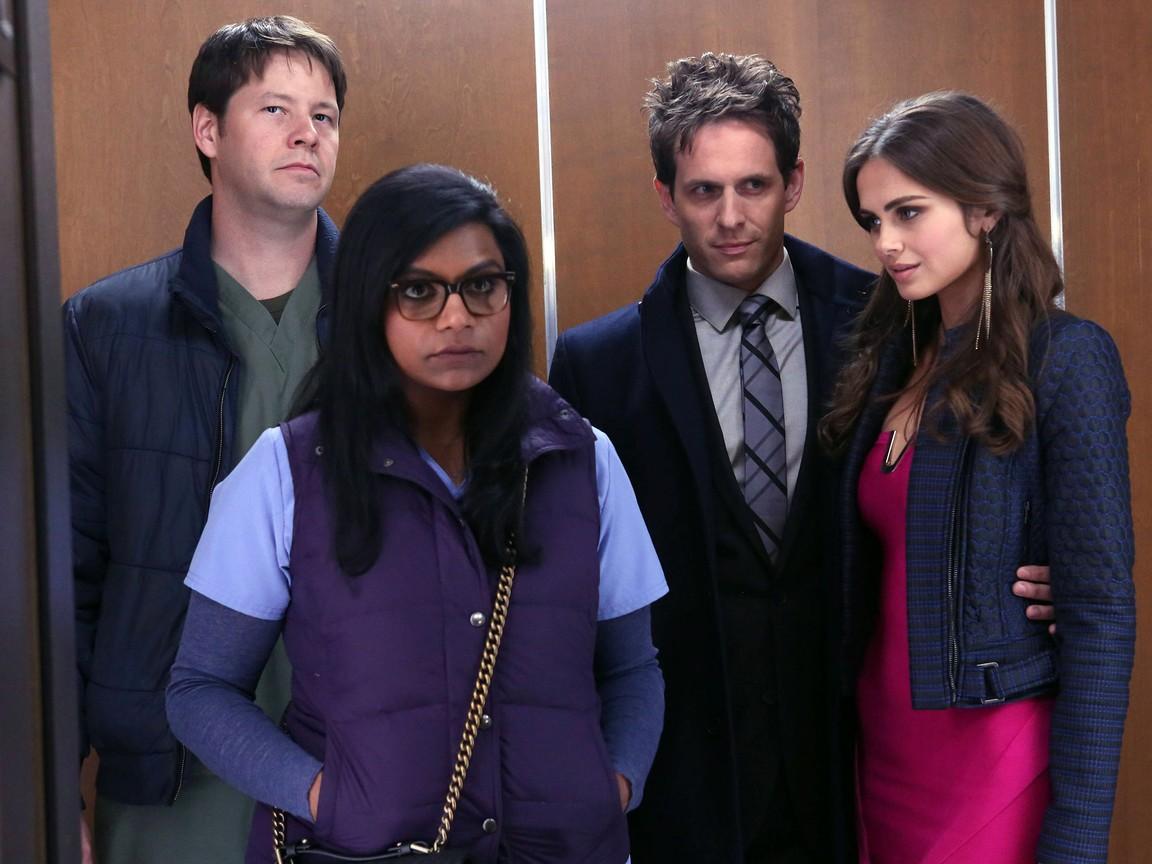 The Mindy Project - Season 2 Episode 08: You've Got Sext