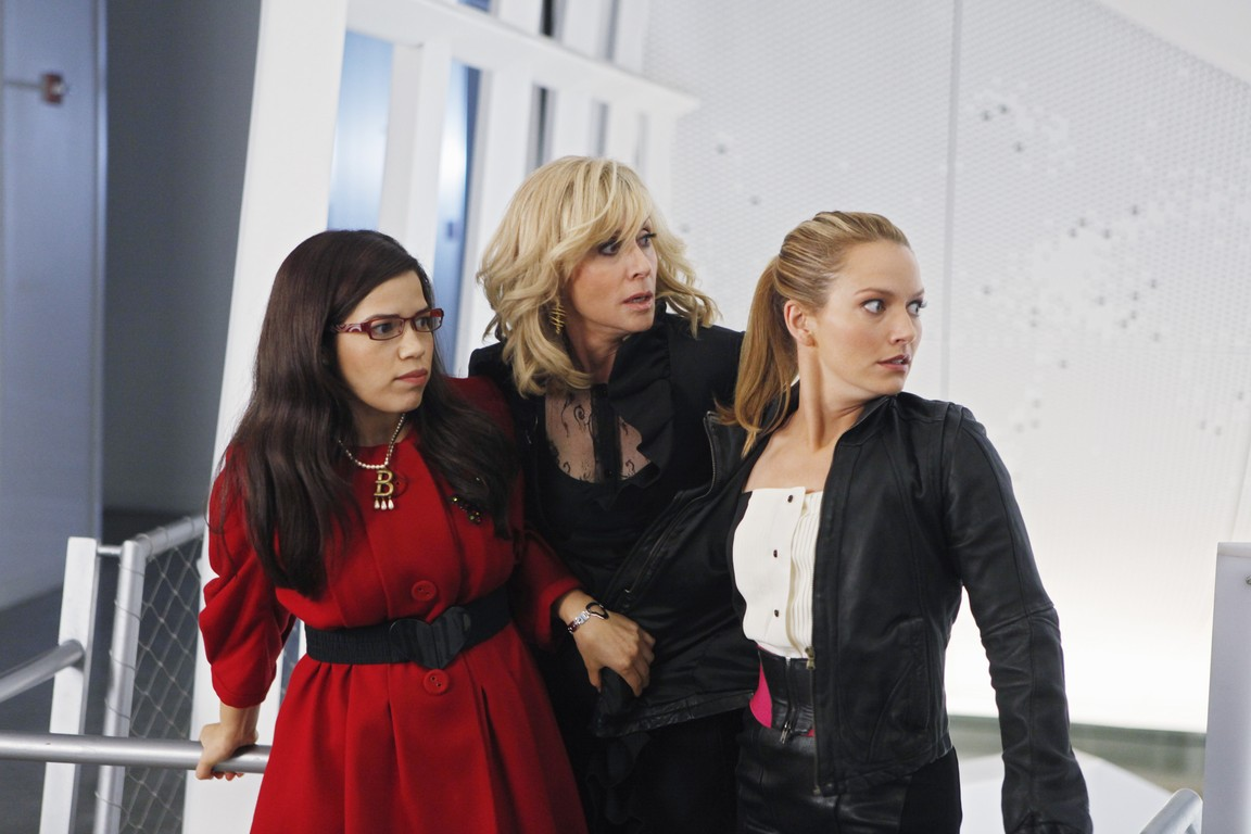 Ugly Betty - Season 4 Episode 07: Level (7) With Me