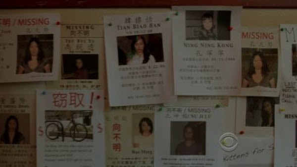 Numb3rs - Season 5 Episode 13: Trouble in Chinatown