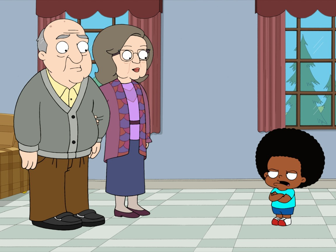 The Cleveland Show Season 3 Episode 06: Sex and the Biddy