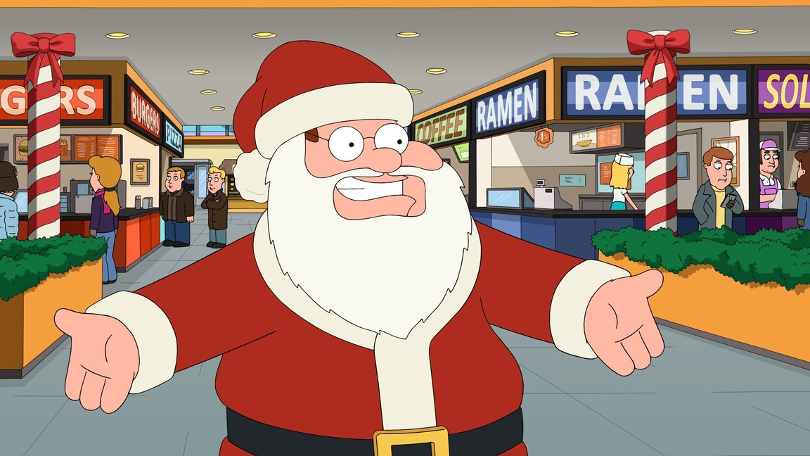 Family Guy - Season 15 Episode 09: How the Griffin Stole Christmas