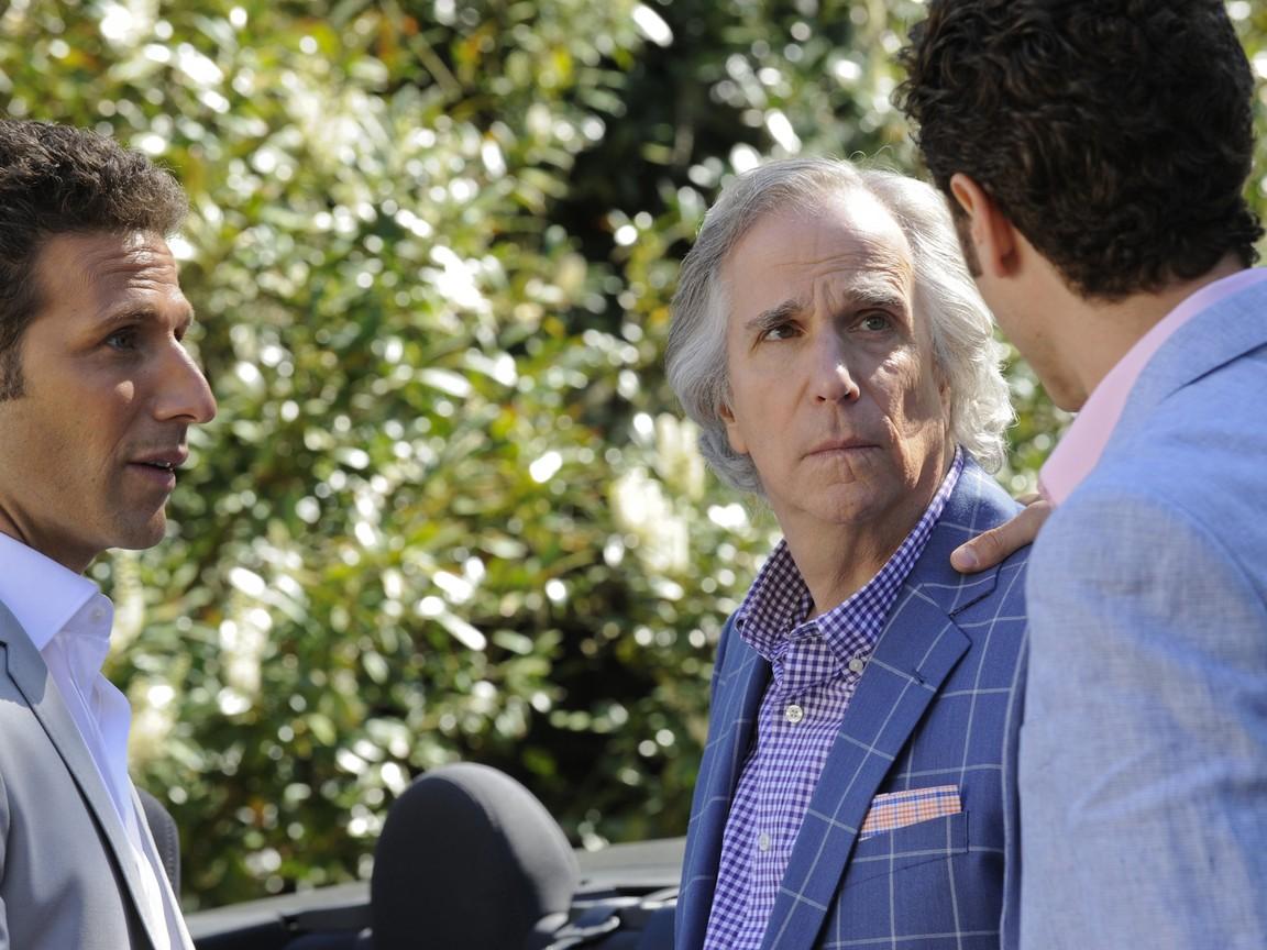 Royal Pains - Season 3 Episode 05: A Man Called Grandpa