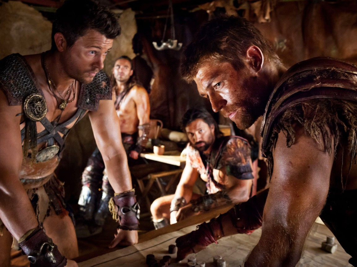 Spartacus: Blood and Sand - Season 3