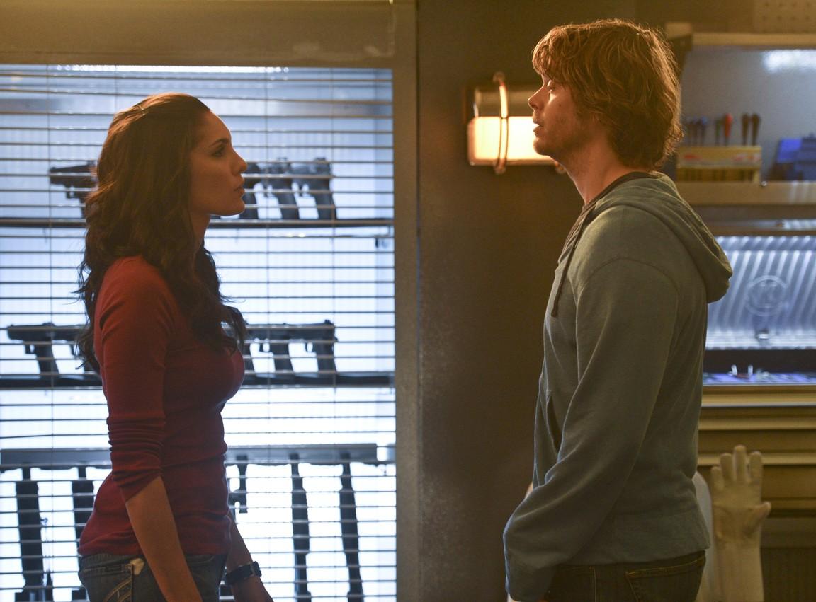 NCIS Los Angeles - Season 6 Episode 9: Traitor