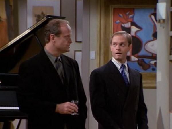 Frasier - Season 6 Episode 20: Dr. Nora