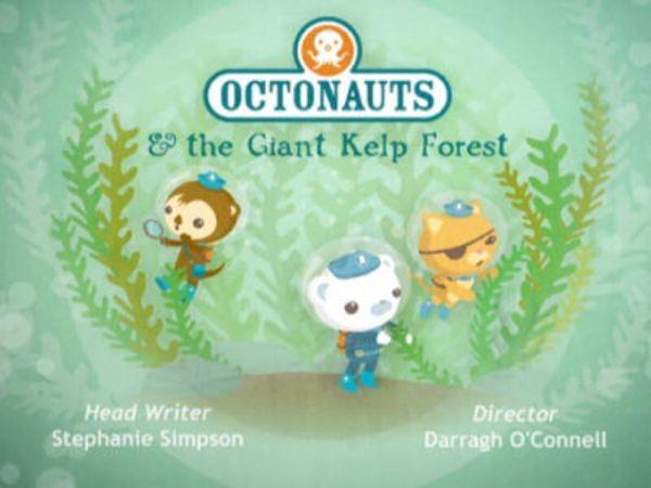 The Octonauts - Season 1 Episode 15: Octonauts and the Giant Kelp Forest