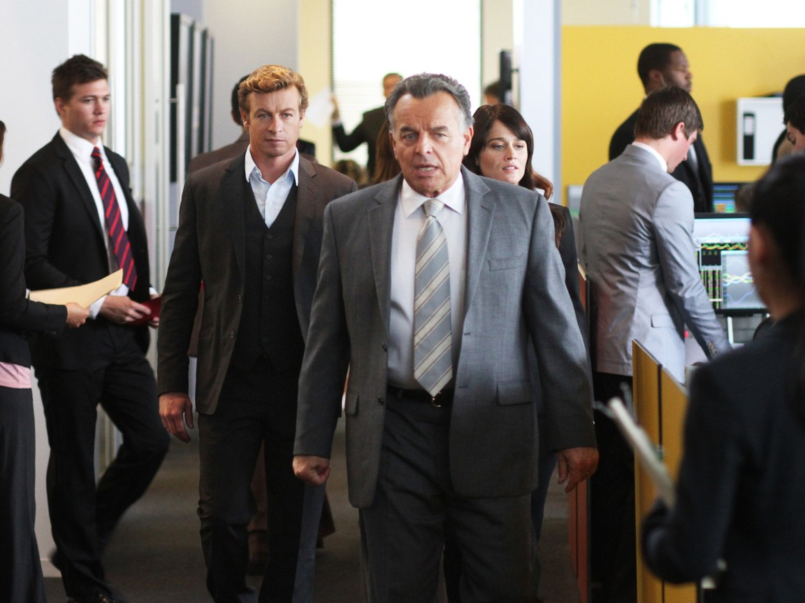 The Mentalist - Season 4 Episode 23 : Red Rover, Red Rover
