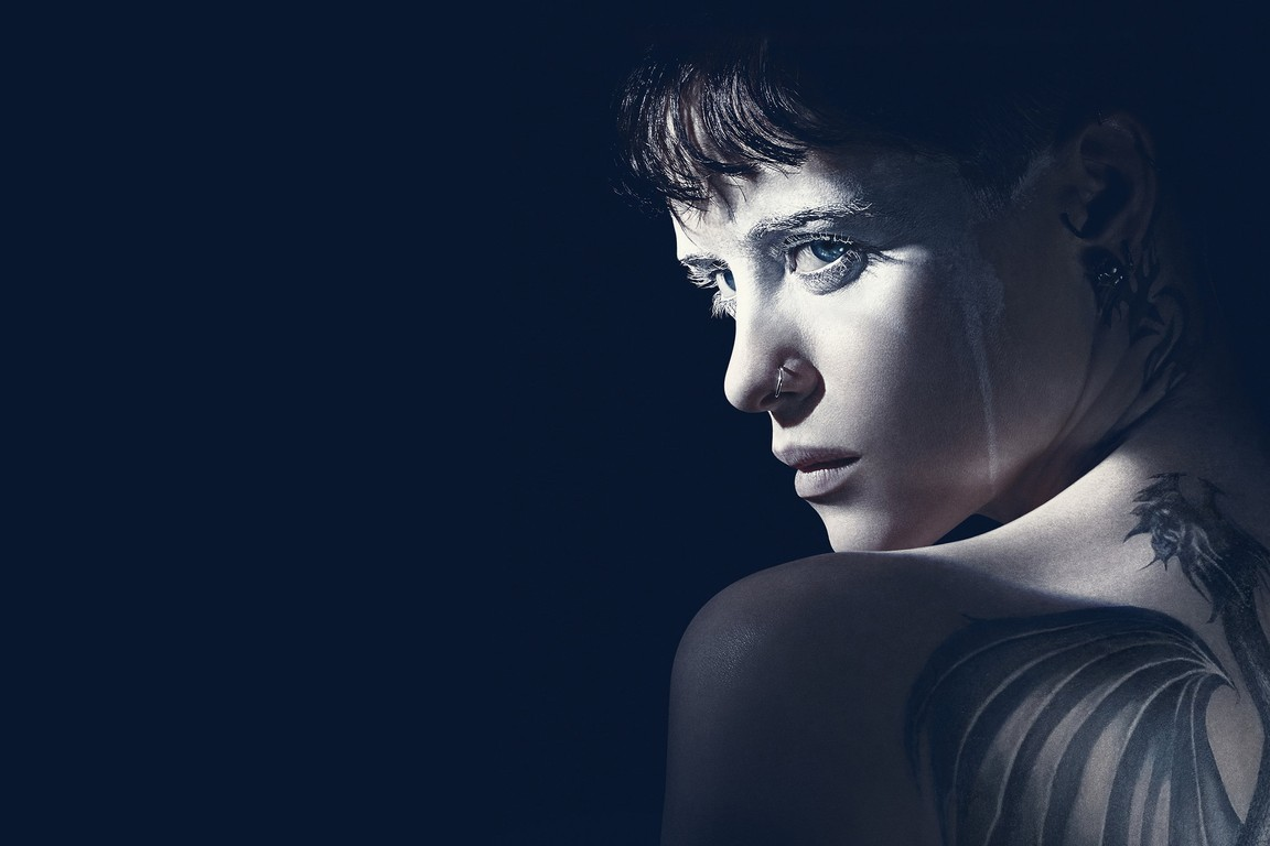 Amalia Holm Bjelke the girl in the spider's web: a new dragon tattoo story 2018