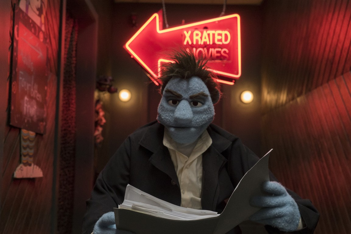 The Happytime Murders (Carnage chez les Puppets)