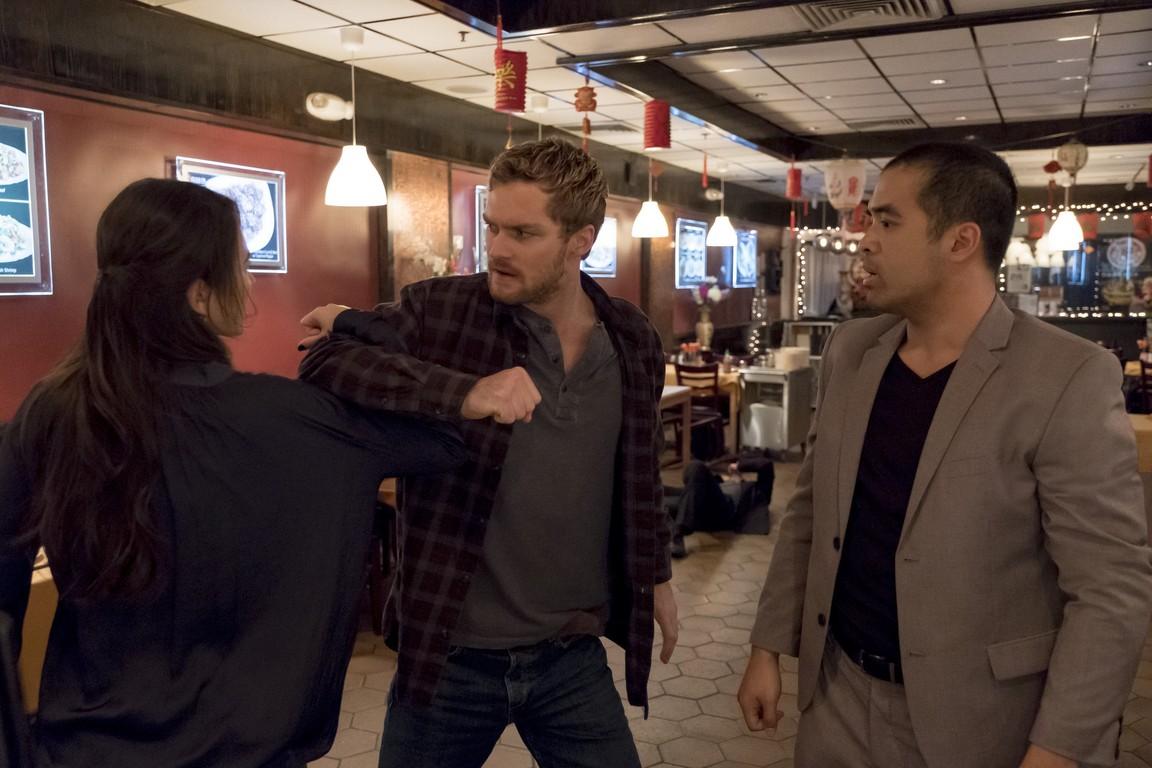 Iron Fist - Season 2 Episode 01: The Fury of Iron Fist