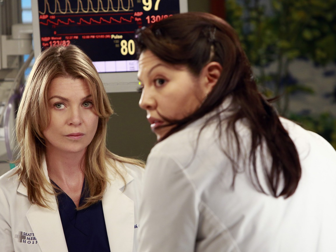 Greys Anatomy - Season 9 Episode 08: Love Turns You Upside Down